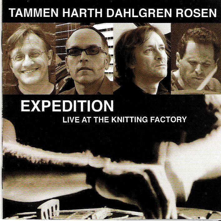 Tammen / Harth / Dahlgren / Rosen – Expedition